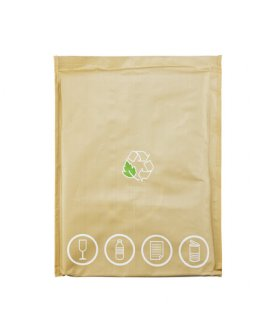 4 pcs recycle waste bags